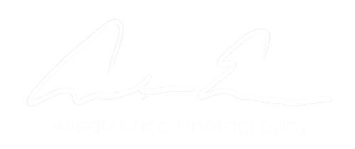 Alleah Erica Design for Photography Logo